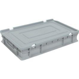 400x600 mm kansi suoraseinäiseen säilytyslaatikkoon eurolaatikko