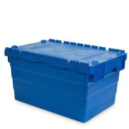 Kannellinen säilytyslaatikko 400x600x320 mm