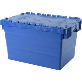 Kannellinen säilytyslaatikko 400x600x365 mm
