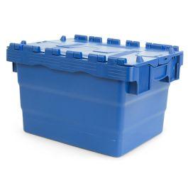 Kannellinen säilytyslaatikko 300x400x250 mm