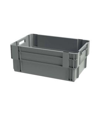 Euronormi pinottava laatikko, 400x600x250 mm