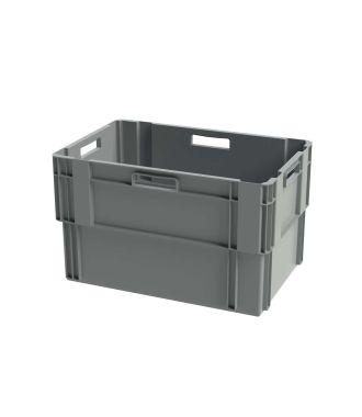 Euronormi pinottava laatikko, 400x600x360 mm