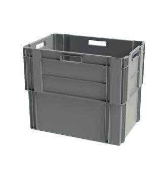 Euronormi pinottava laatikko, 400x600x500 mm