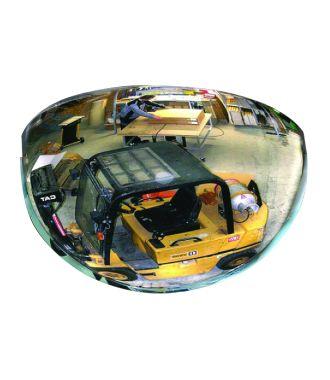 Kupera peili – Kupolipeili puolikas – 180°