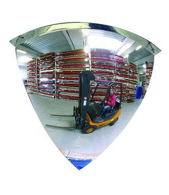 Kupera peili – Kupolipeili neljännes – 90°