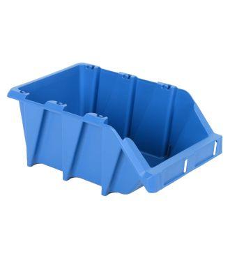 Muovinen hyllylaatikko 218x360x156 mm