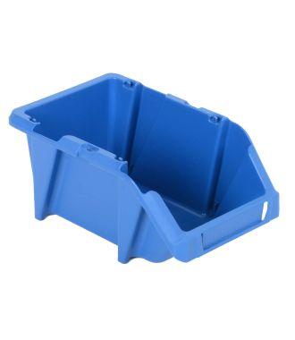 Muovinen hyllylaatikko 103x165x76 mm