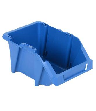 Muovinen hyllylaatikko 125x195x90 mm