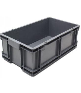 260x505x165 mm suoraseinäinen säilytyslaatikko