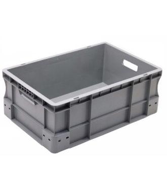 400x600x230 mm suoraseinäinen säilytyslaatikko eurolaatikko