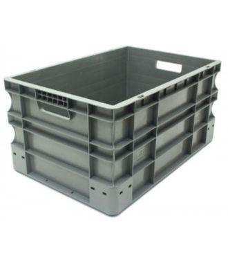 400x600x290 mm suoraseinäinen säilytyslaatikko eurolaatikko