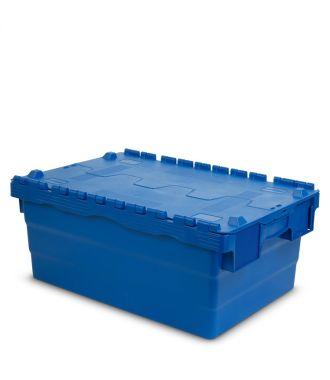 Kannellinen säilytyslaatikko 400x600x250 mm