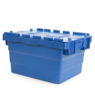 Kannellinen säilytyslaatikko 300x400x200 mm