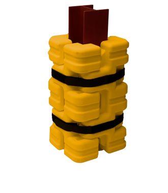 Column Sentry FIT muovinen pylvässuoja