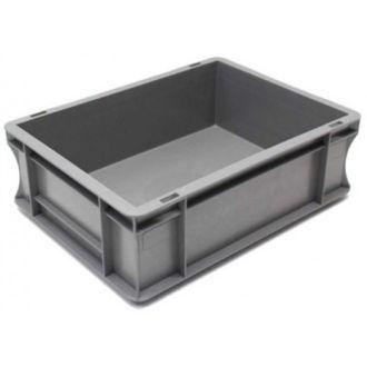 300x400x120 mm suoraseinäinen säilytyslaatikko eurolaatikko