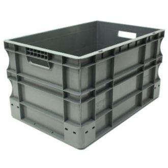 400x600x330 mm suoraseinäinen säilytyslaatikko eurolaatikko